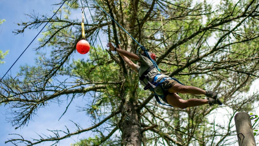 Summer Program - Climate Change | Environmental Leadership Program at Mass Audubon's Wildwood Camp