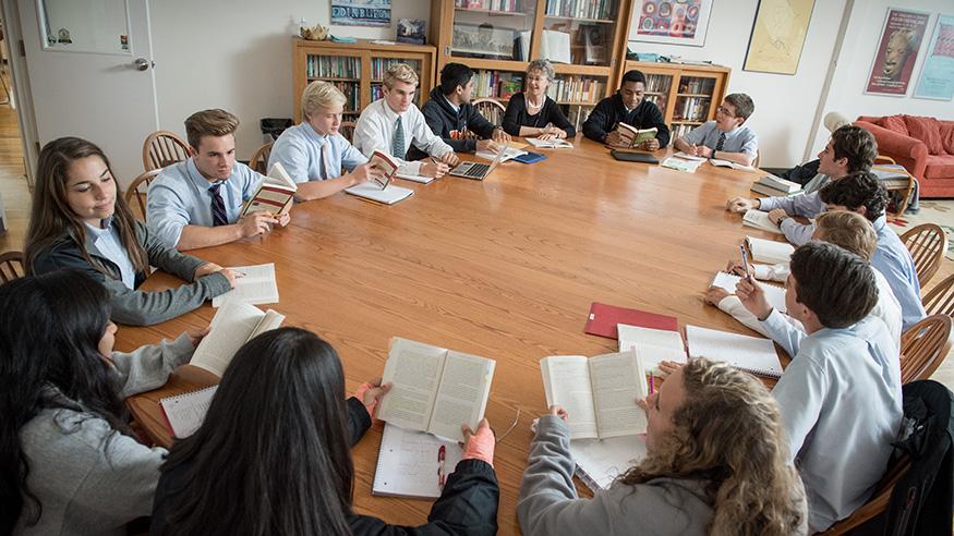 School - McDonogh School  1