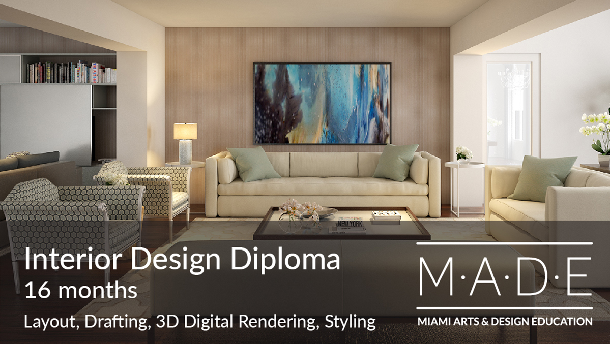Interior Design Courses Miami Dade College