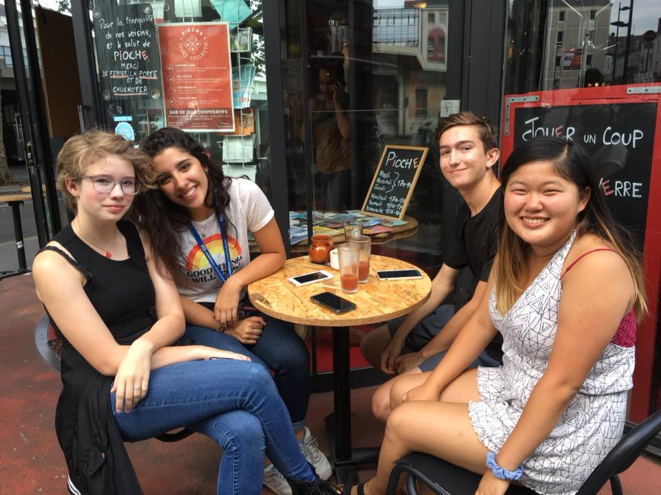Summer Program - French | Middlebury Interactive Languages™ Summer Academies—Study Abroad in Nantes, France