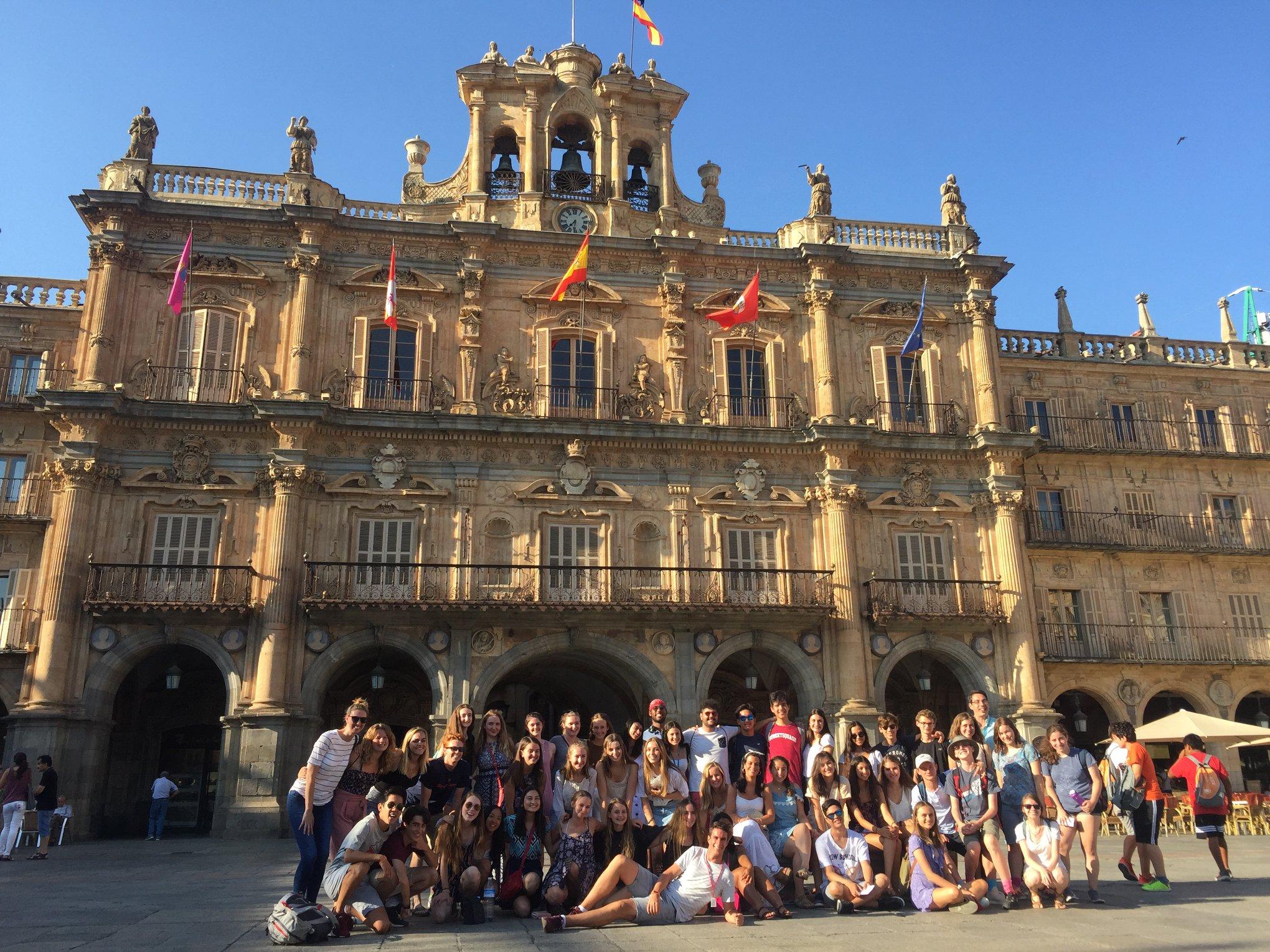 Summer Program - Spanish | Middlebury Interactive Languages™ Summer Academies—Study Abroad in Salamanca, Spain