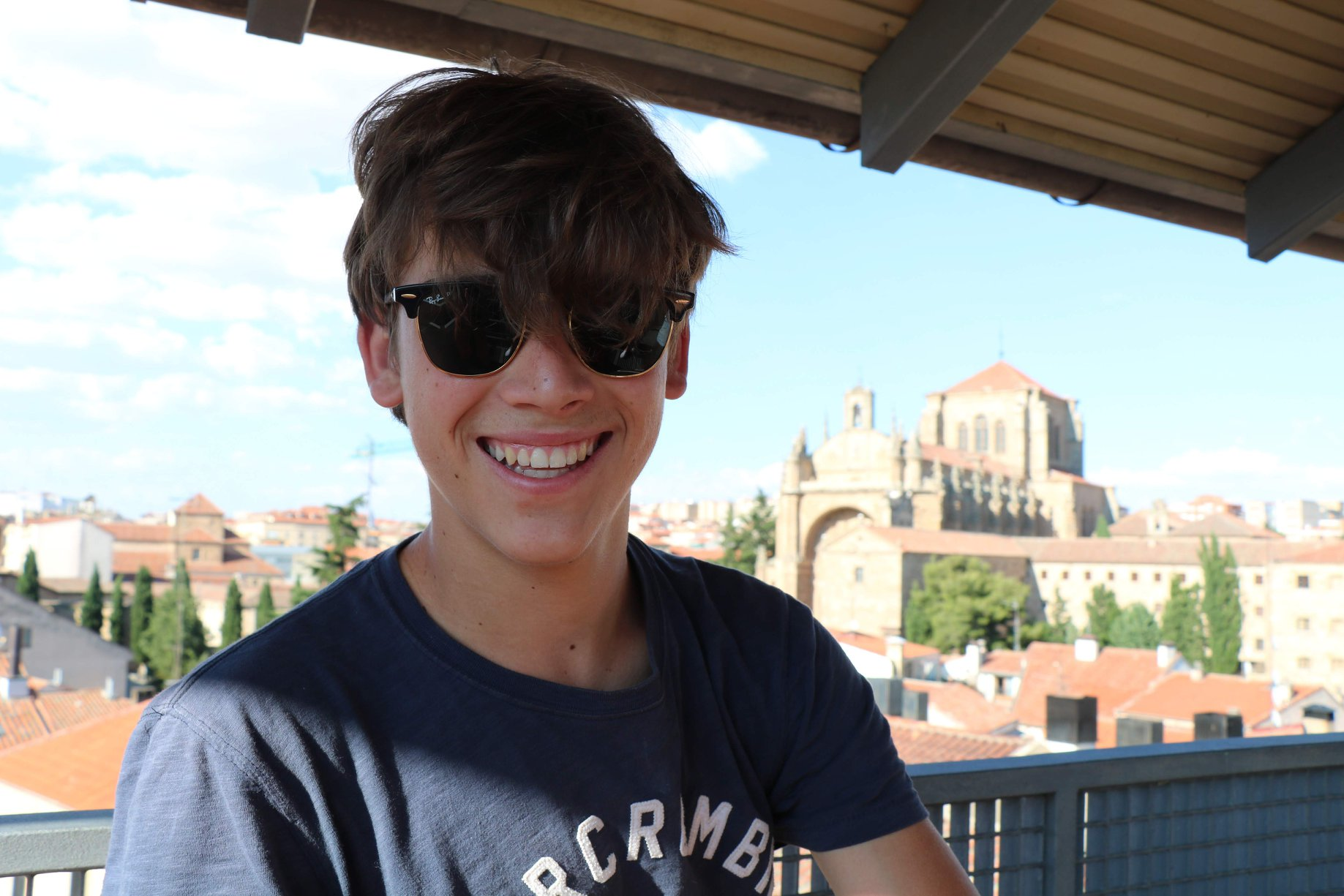 Summer Program - Pre-College | Middlebury Interactive Languages™ Summer Academies—Study Abroad in Salamanca, Spain