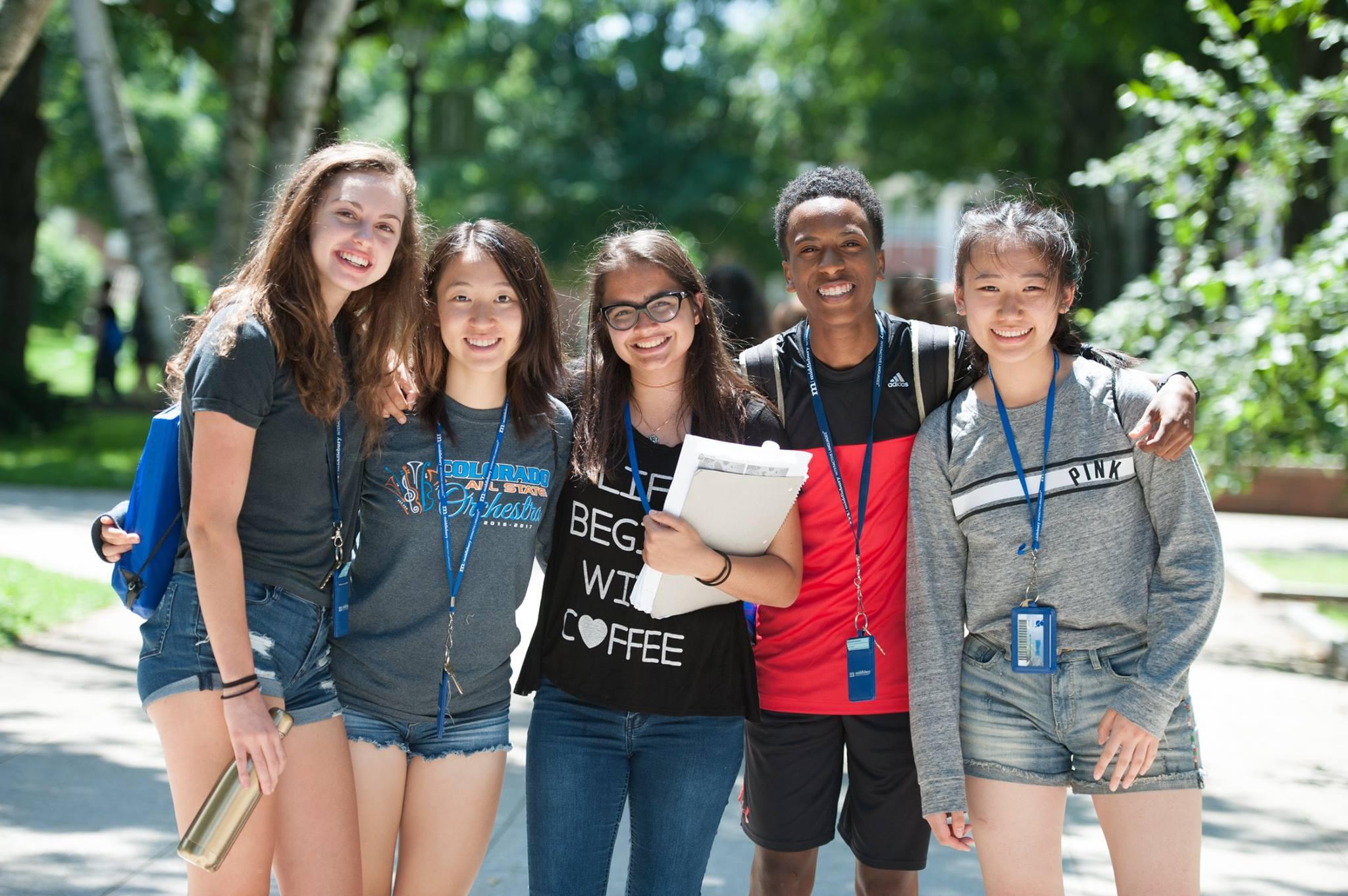 Summer Program - Spanish | U.S. Language Immersion for High School Students: Middlebury Interactive Language Academy