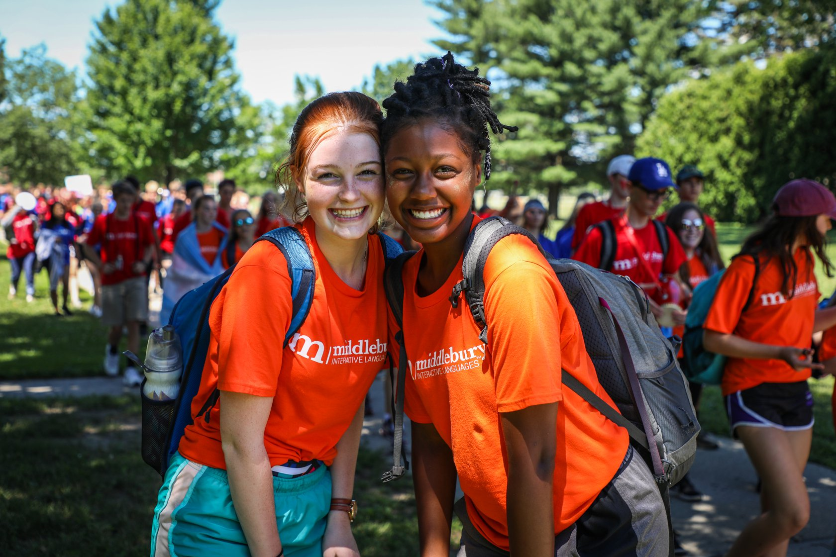 Summer Program - French | Middlebury Interactive Languages™ Summer Academies—Language Immersion for Teens