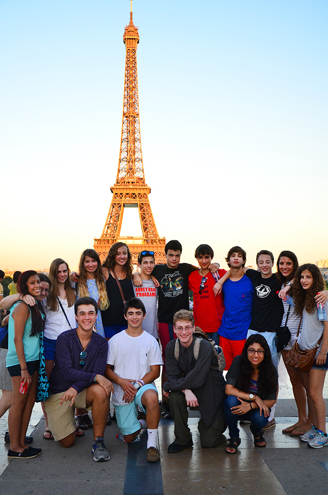 Summer Program - Travel And Tourism | Abbey Road: Modern Europe