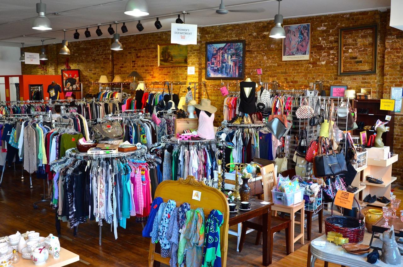 Community Service Organization - Monarch Thrift Shop  1