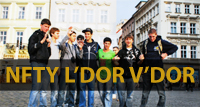 Summer Program - Jewish Culture | URJ NFTY in Israel - L'Dor V'Dor