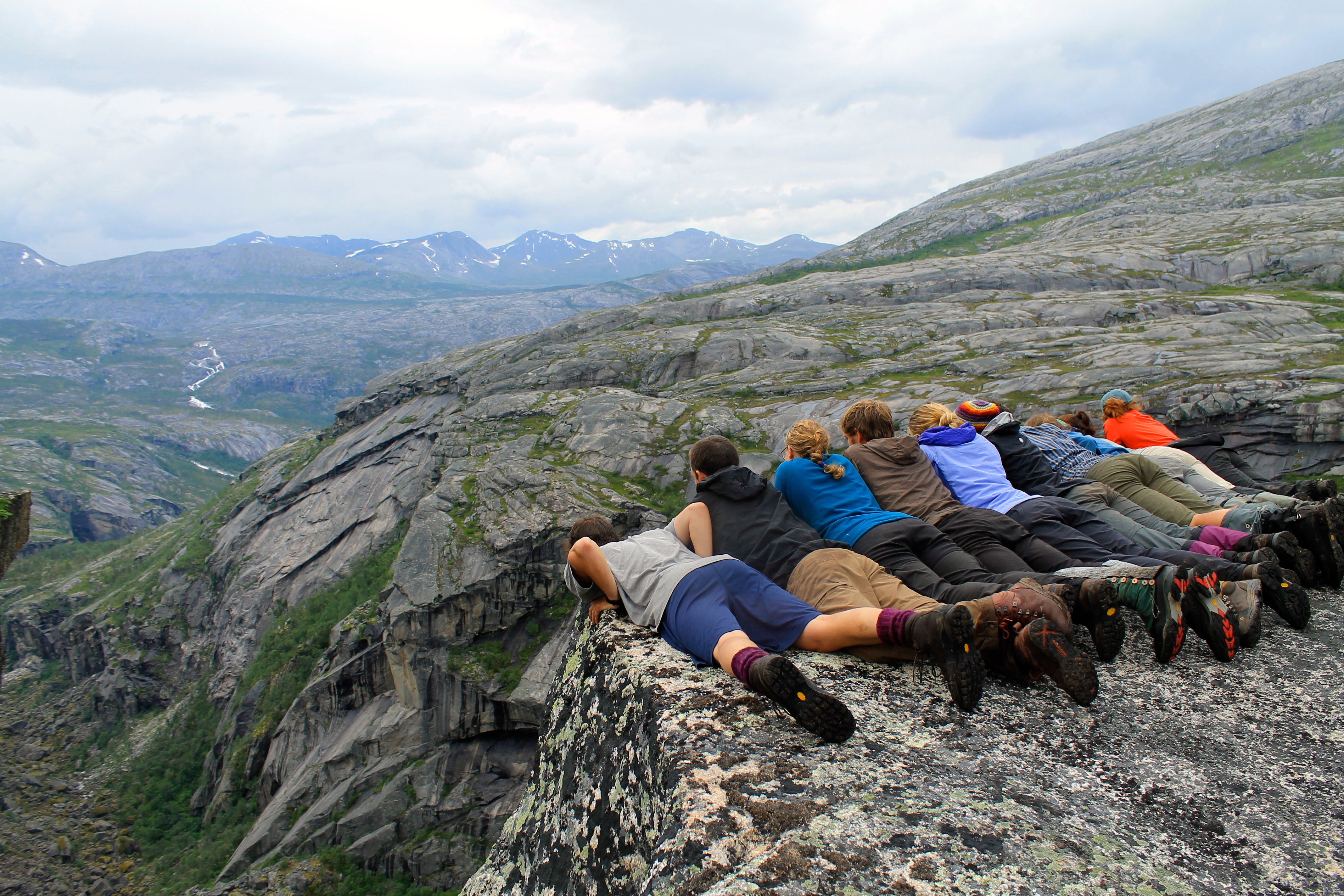 Summer Program - Whitewater Rafting | NOLS Summer Expeditions for Teens