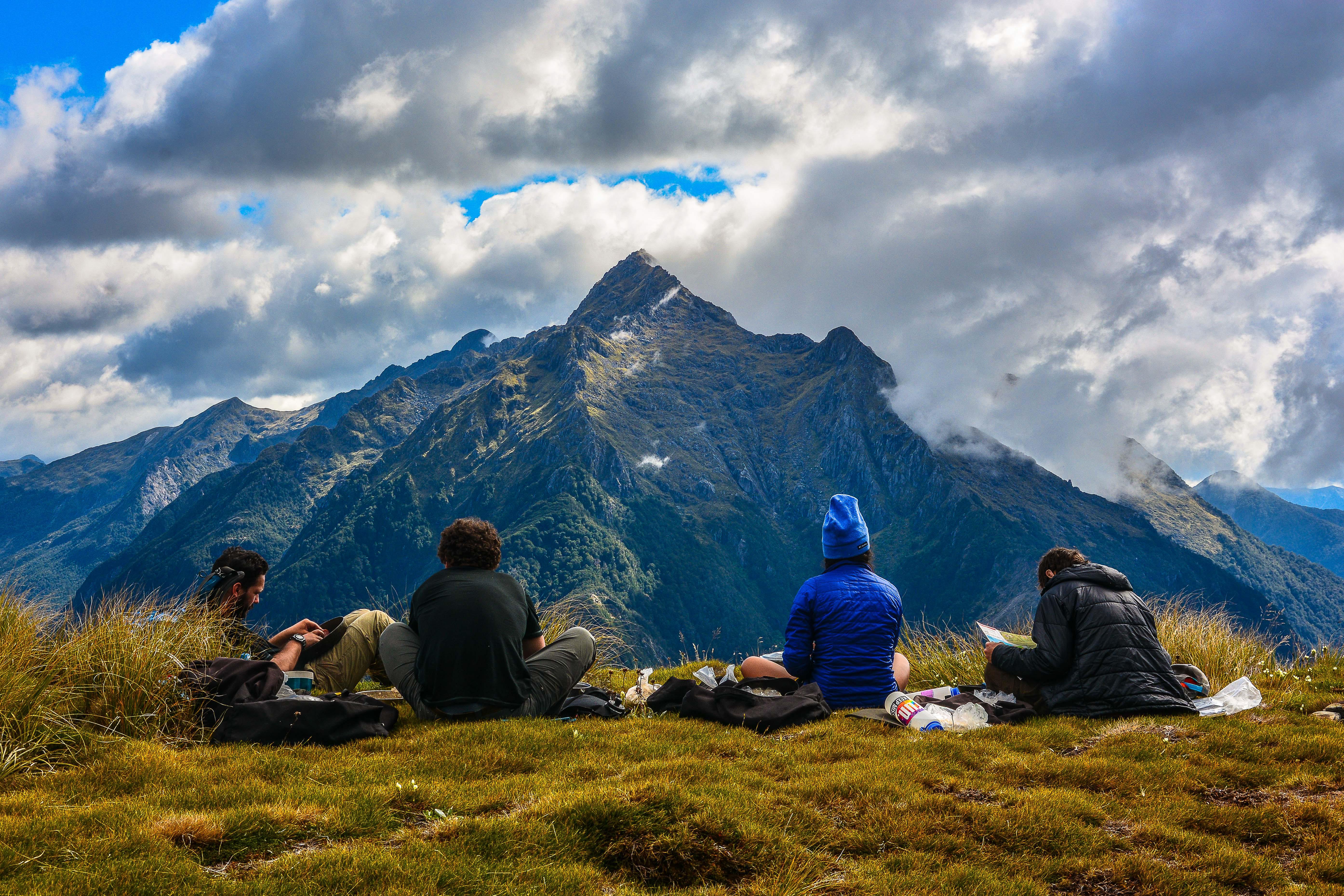 Summer Program - Rock Climbing | National Outdoor Leadership School (NOLS) Summer Programs for Teens