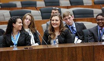 Summer Program - Career Exploration | National Student Leadership Conference (NSLC) | International Diplomacy