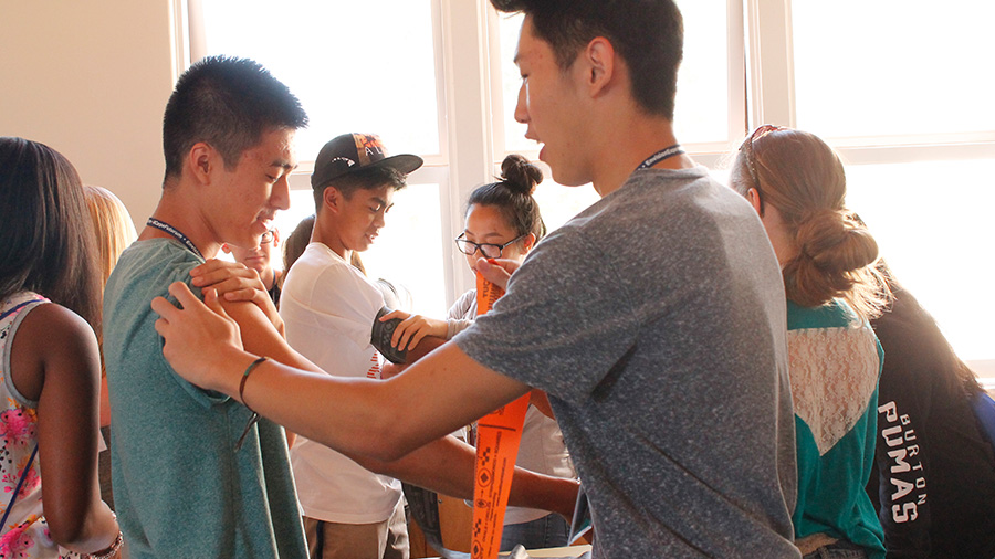 Summer Program - Biology | Envision - National Youth Leadership Forum: Medicine at UNC at Chapel Hill