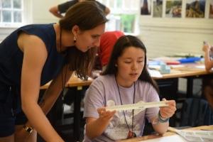 Summer Program - Fine Arts | NC State University: Design Camp