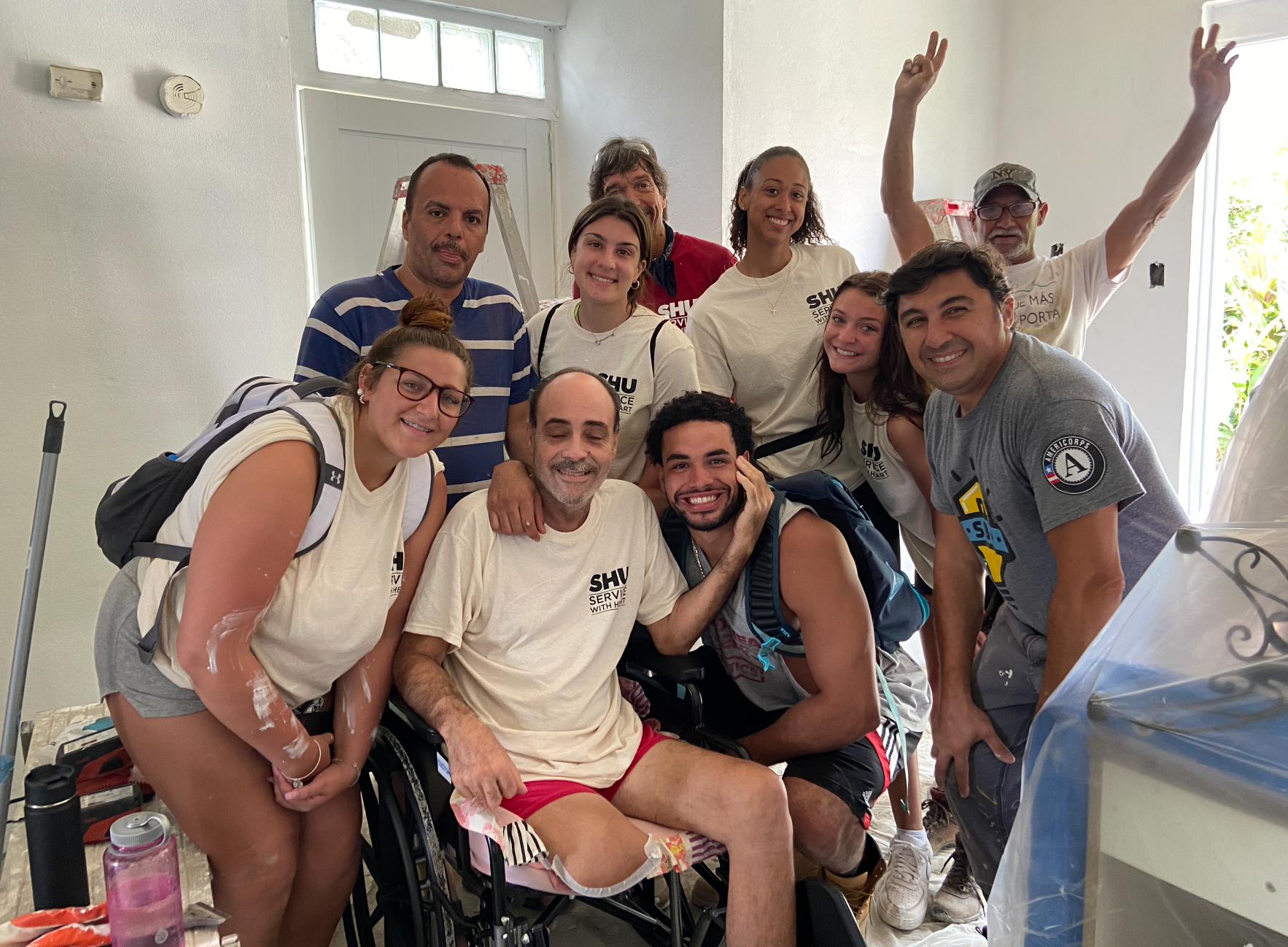 Summer Program - Promoting Volunteerism | NetWork Volunteers: Shared Service Experience Program