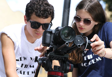 Summer Program - Arts | New York Film Academy: Teen Summer Camps