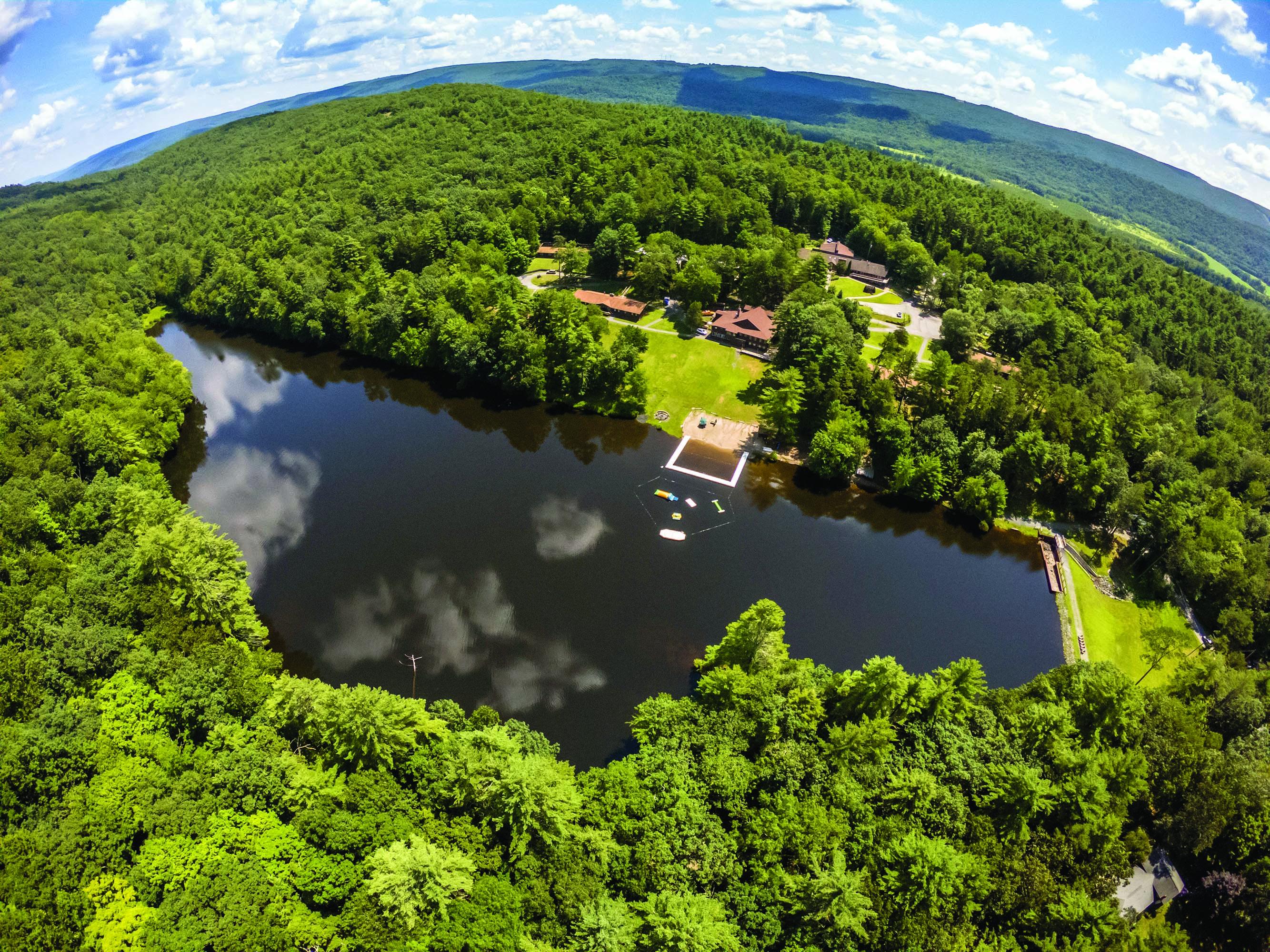 Summer Program - Water Sports | New York YMCA Camps: Talcott & Greenkill