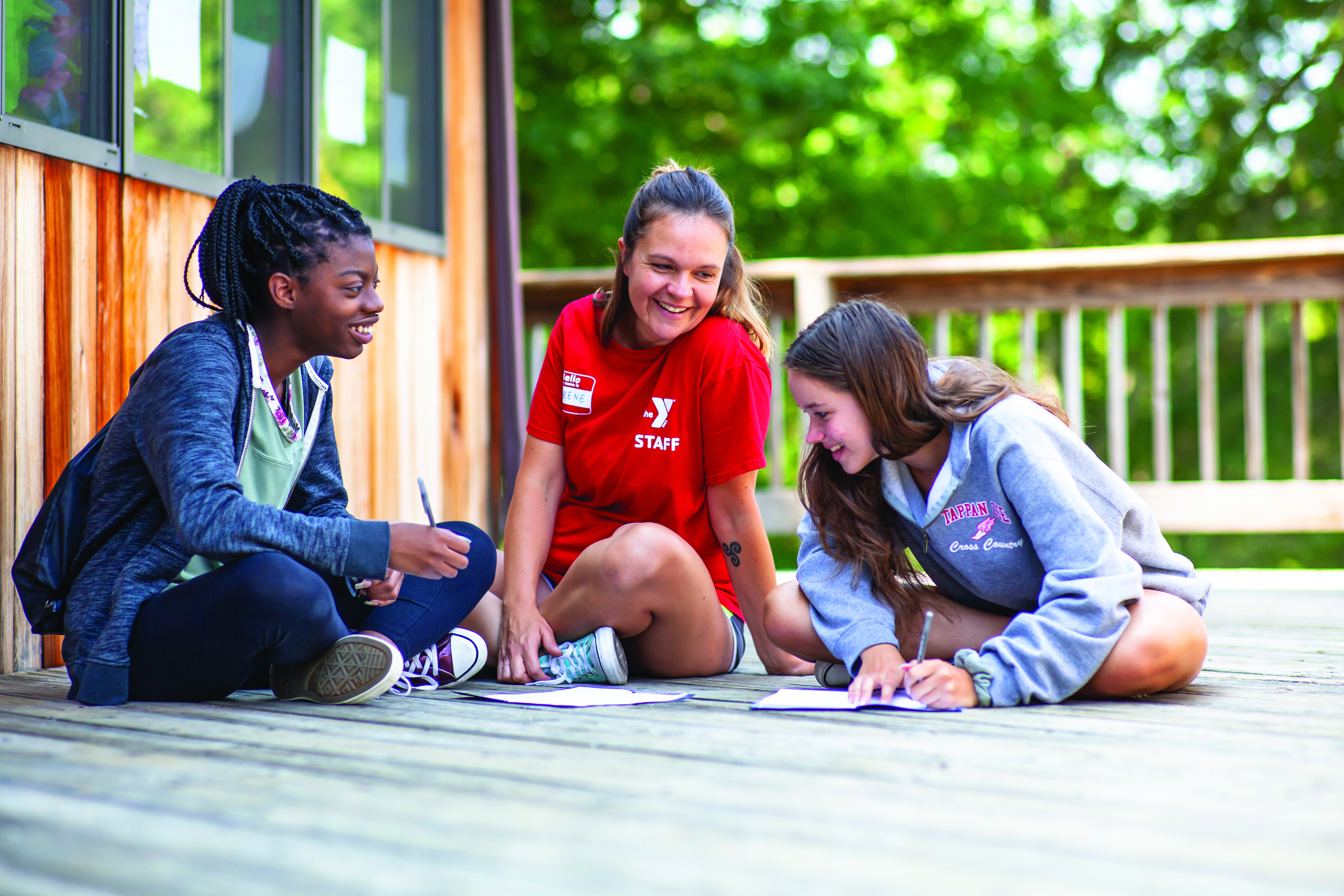 Summer Program - French | New York YMCA World Teen Camp