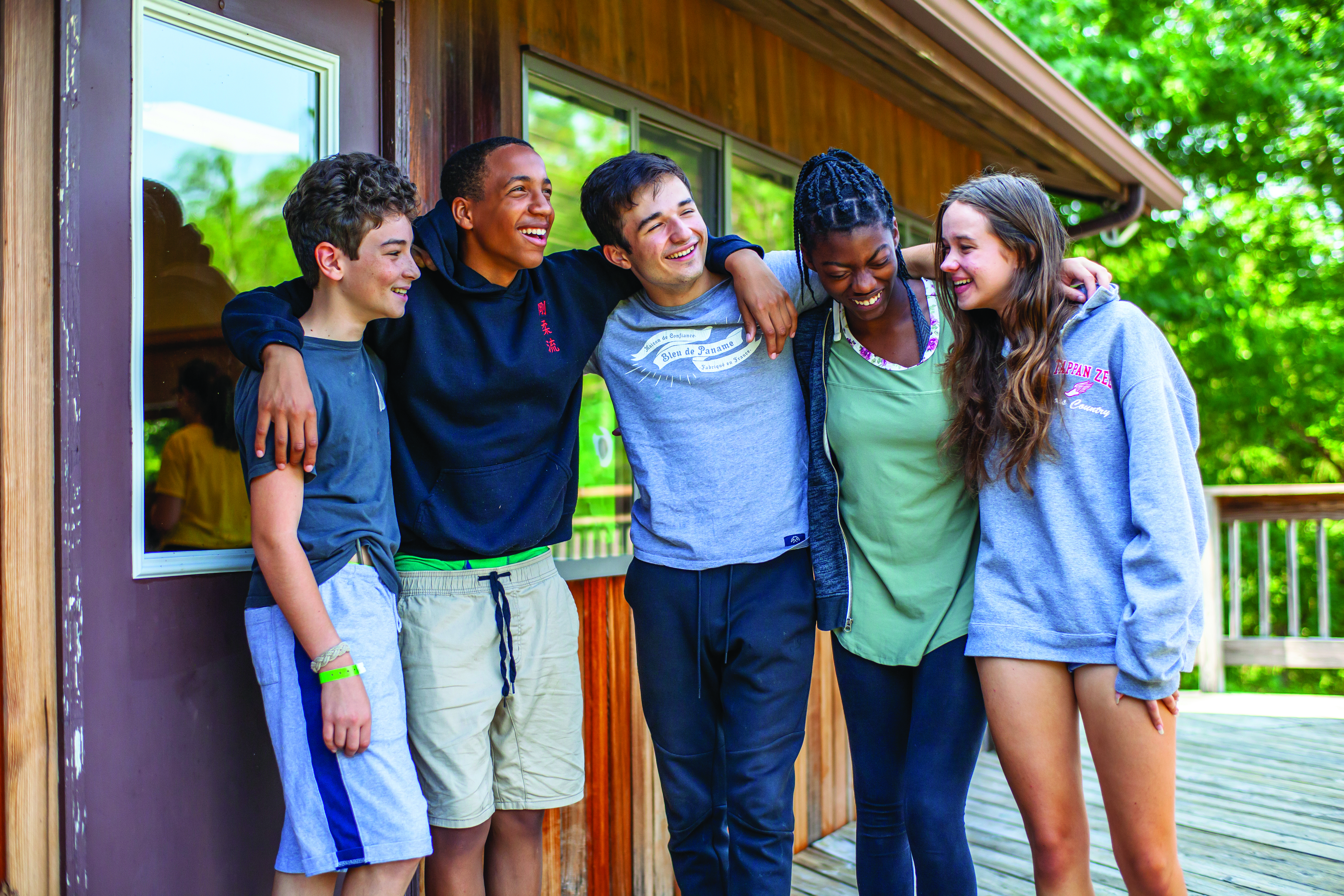 Summer Program - German | New York YMCA World Teen Camp