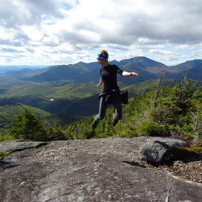 Summer Program - Hiking | NOLS Adirondack Backpacking and Canoeing – 16 and 17 Only