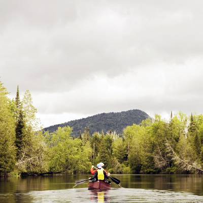 Summer Program - Traditional Camp | NOLS Adirondack Canoeing Expedition (16 and 17 Only)