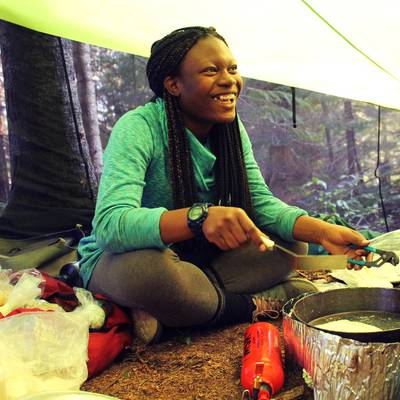 Summer Program - Traditional Camp | NOLS Adirondack Girls Backpacking Adventure