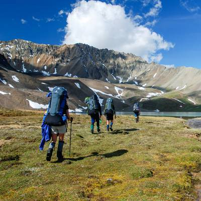 Summer Program - Hiking | NOLS Alaska Backpacking – 16 and 17 Only