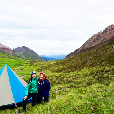 Summer Program - Hiking | NOLS Alaska Backpacking