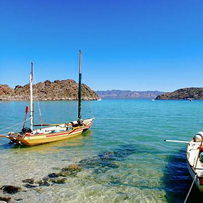 Gap Year Program - NOLS Baja Coastal Sailing  2