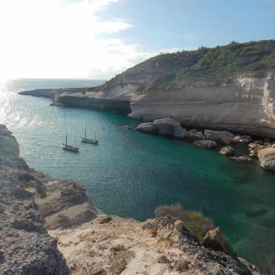 Gap Year Program - NOLS Baja Coastal Sailing  1