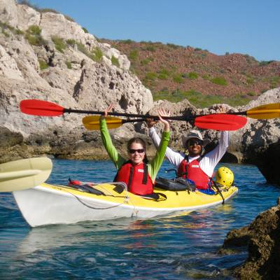 Gap Year Program - NOLS Baja Sea Kayaking  3