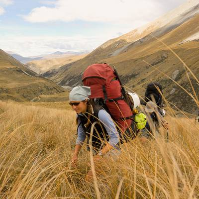 Gap Year Program - NOLS Fall Semester in New Zealand  1