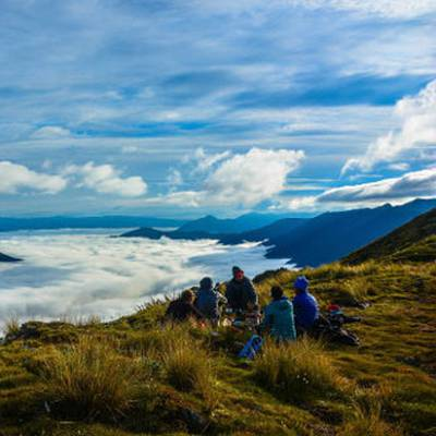 Gap Year Program - NOLS Fall Semester in New Zealand  2