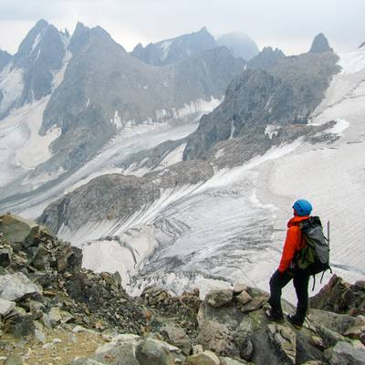 Gap Year Program - NOLS Fall Semester in the Rockies with WFR  1