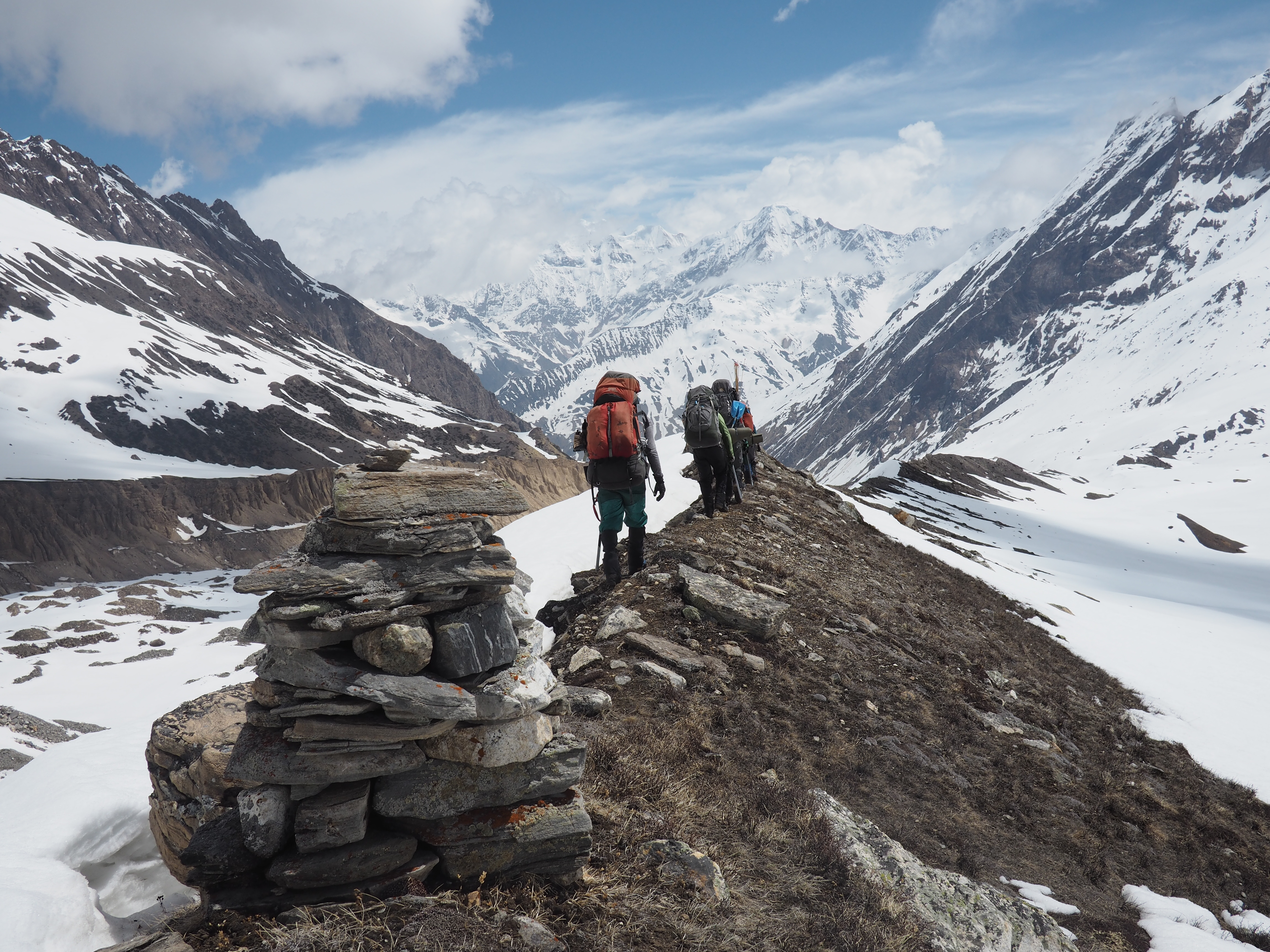 Gap Year Program - NOLS Himalaya Mountaineering  3
