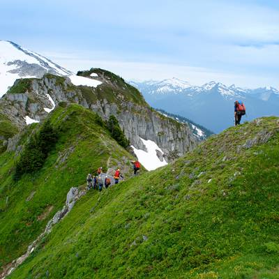 Gap Year Program - NOLS Pacific Northwest Trip Leader  1