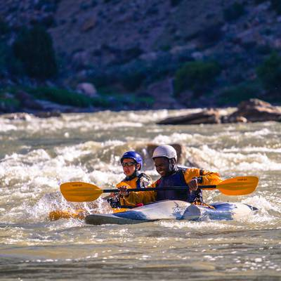 Summer Program - Whitewater Rafting | NOLS Rock and River