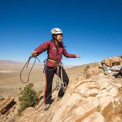 Summer Program - Hiking | NOLS Rock Climbing in Wyoming 21 Days Program