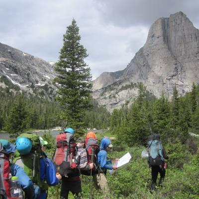 Summer Program - Rock Climbing | NOLS Rock Climbing – 21 Day