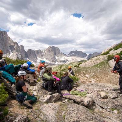 Summer Program - Rock Climbing | NOLS Rock Climbing – 30 Day