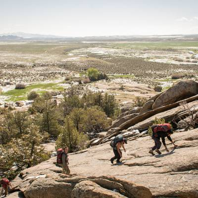 Summer Program - Hiking | NOLS Rock Climbing – 30 Day