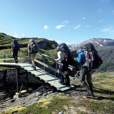 Gap Year Program - NOLS Scandinavian Backpacking  1