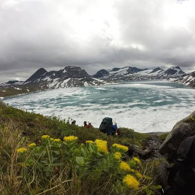 Gap Year Program - NOLS Scandinavian Backpacking  3