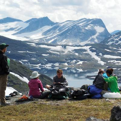 Gap Year Program - NOLS Scandinavian Sea Kayaking and Backpacking  2