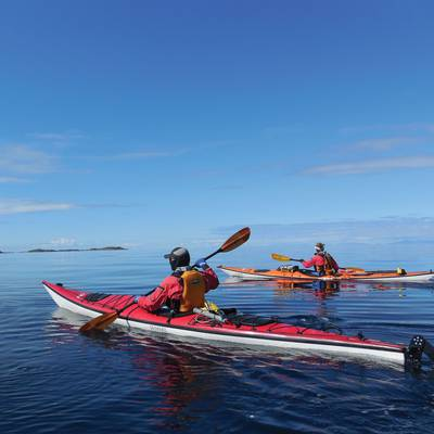Gap Year Program - NOLS Scandinavian Sea Kayaking and Backpacking  1