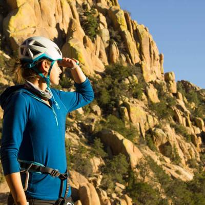 Gap Year Program - NOLS Southwest Rock Climbing  3