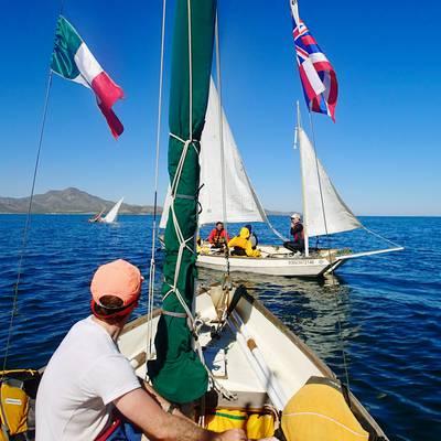 Gap Year Program - NOLS Spring Semester in Baja  1