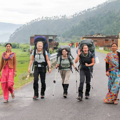 Gap Year Program - NOLS Spring Semester in India  2