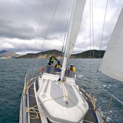 Gap Year Program - NOLS Spring Semester in New Zealand  2