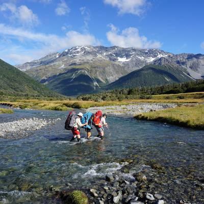 Gap Year Program - NOLS Spring Semester in New Zealand  3