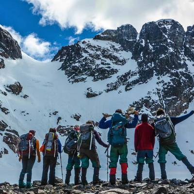 Gap Year Program - NOLS Spring Semester in Patagonia  3
