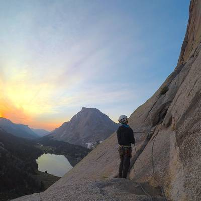 Gap Year Program - NOLS Spring Semester in the Rockies with WFR  1